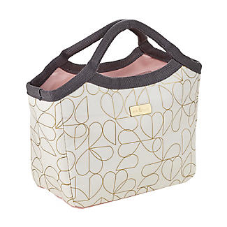 Beau and Elliot Oyster Insulated Lunch Bag 4L alt image 4