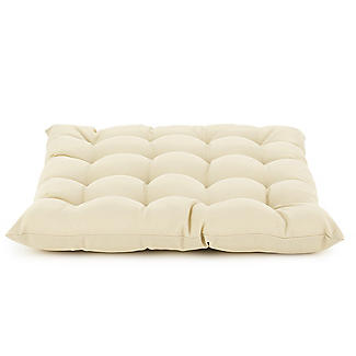 Square Weatherproof Outdoor Cushion Almond