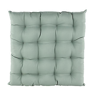 Square Weatherproof Outdoor Cushion Sage alt image 2