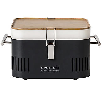 Everdure by Heston Blumenthal Cube Portable Charcoal Barbecue