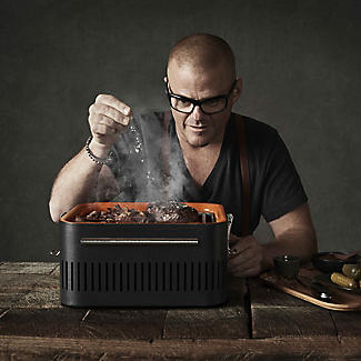 Everdure by Heston Blumenthal Cube Portable Charcoal Barbecue alt image 4