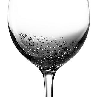 Bubble Wine Glasses - Set of 2 alt image 2