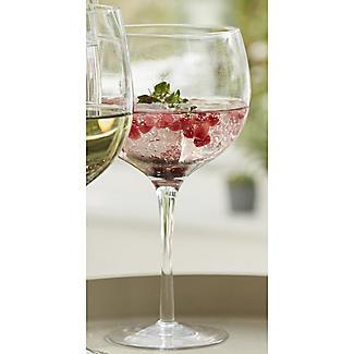 Bubble Wine Glasses - Set of 2 alt image 4
