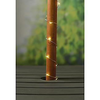 LED Light String with Hook and Loop - Set of 2 alt image 8