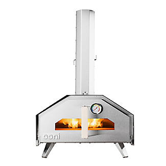 Uuni Pro Multi-Fuel Outdoor Pizza Oven with Baking Stones alt image 5