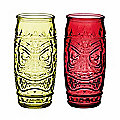 Barcraft Tiki Cocktail Glasses - Set of 2