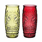 Barcraft Tiki Cocktail Glasses - Set of 2