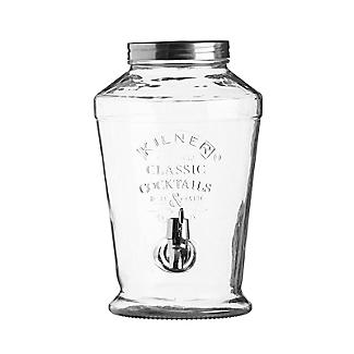Kilner Cocktail Drinks Dispenser 6L