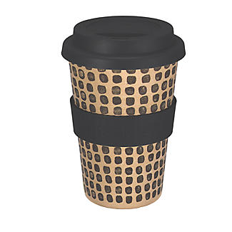 Huskup Reusable Eco Cup – Pebbles 400ml alt image 5