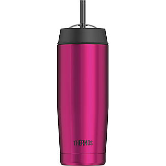 Thermos Cold Cup Hydration Tumbler Raspberry Pink 470ml