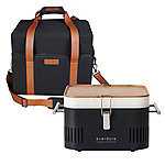 Everdure By Heston Blumenthal Cube Charcoal BBQ and Carry Bag Bundle