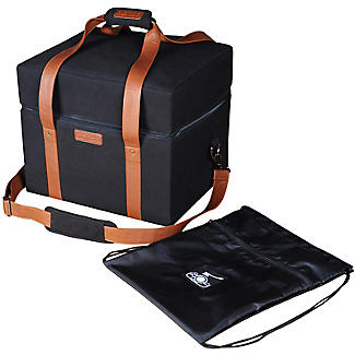 Everdure By Heston Blumenthal Cube Charcoal BBQ and Carry Bag Bundle alt image 3