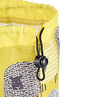 Dotty Sheep Drawstring Oilcloth Peg Bag alt image 4