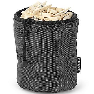 Brabantia Premium Peg Bag Black alt image 7