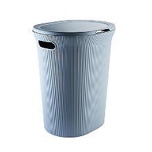 Tatay Laundry Hamper Blue 40L