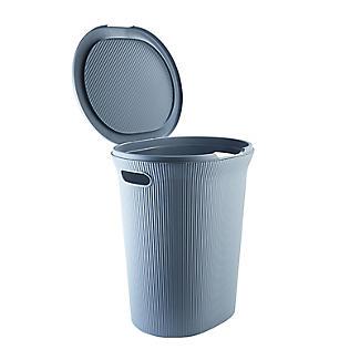 Tatay Laundry Hamper Blue 40L alt image 6