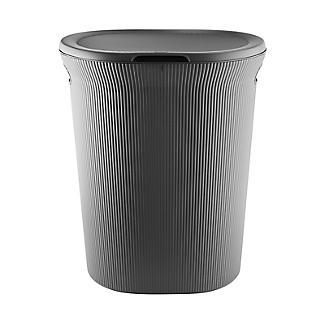 Tatay Laundry Hamper Grey 40L alt image 5