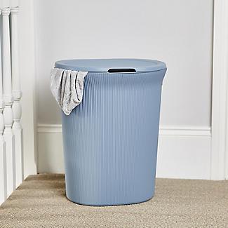 Tatay Laundry Hamper Grey 40L alt image 6
