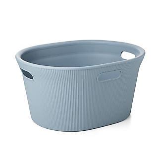 Tatay Laundry Basket Blue 35L