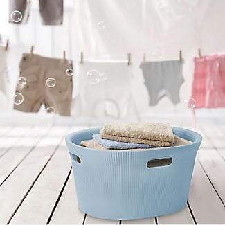 Tatay Laundry Basket Blue 35L alt image 4