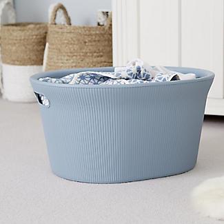 Tatay Laundry Basket Blue 35L alt image 5