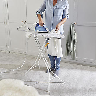 Easy-Store Mini Ironing Board with Hanger Hook alt image 5