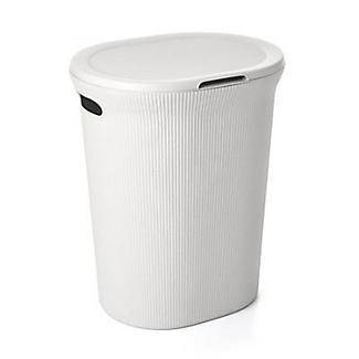 Tatay Laundry Hamper White 40L