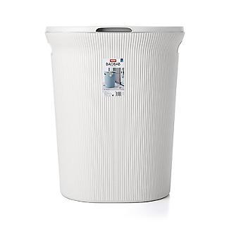 Tatay Laundry Hamper White 40L alt image 6