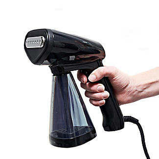 Fridja F10 Raf Handheld Travel Clothes Steamer – Black F10/BLK alt image 3