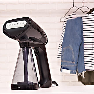 Fridja F10 Raf Handheld Travel Clothes Steamer – Black F10/BLK alt image 7