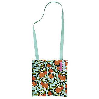 Zesty Oilcloth Peg Bag