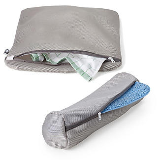 2 Lakeland Utility Washing Bags for Cleaning Accessories
