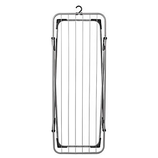 Lakeland Easy-Store Mini Flat Airer with Hanger Hook alt image 4