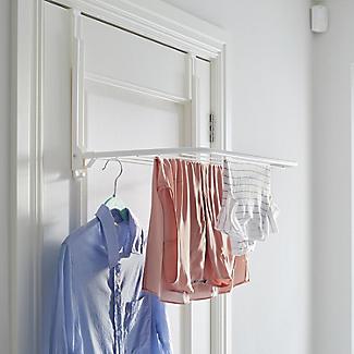 Over-Door Fold-Away Clothes Airer alt image 2