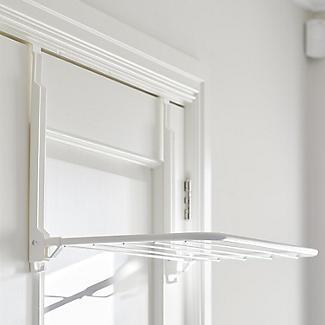 Over-Door Fold-Away Clothes Airer alt image 3
