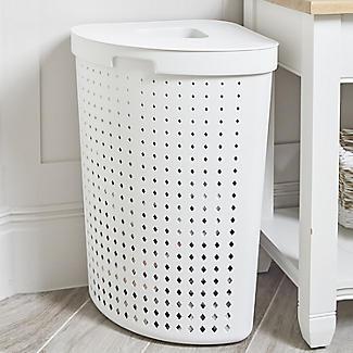 Lakeland Corner Laundry Hamper – 62L alt image 2