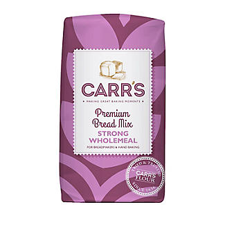 Carrs Breadmaker Wholemeal Bread Mix 10 x 500g