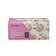Baking Parchment Paper Mini Roll 10cm x 25m