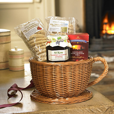 A tea time treat review st kew teacup basket hamper from lakeland disclaimer i was sent the hamper to sample for review with no request to promote it my blog all opinions expressed are my own and this is not a sponsored forumfinder Gallery