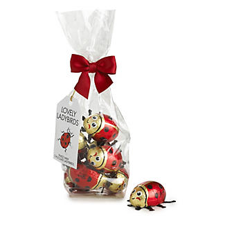 Milk Chocolate Ladybirds