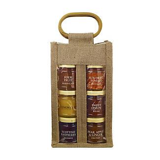 Mrs Bridges 6 Jar Tasting Set