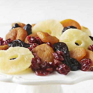 Basket of Dried Fruits