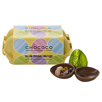 Chococo Rattle Eggs