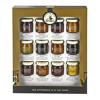 Mrs Bridges® 12 Mini Jam Box Set