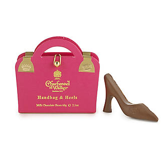 35c8a84476 You can t put a price on peace of mind. All products include our 3 year  guarantee so you can shop with confidence. Charbonnel et Walker Chocolate  Shoes
