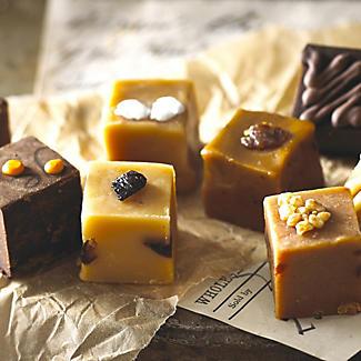 Fudge Puddings Selection
