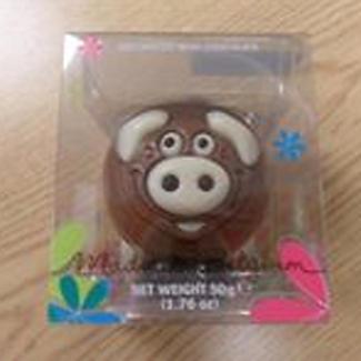 Belfine Chocolate Pig alt image 2