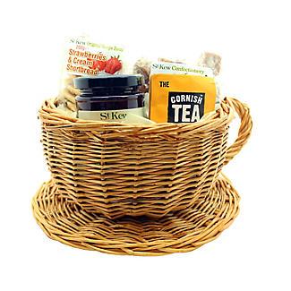 St Kew® Cornish Teacup Hamper