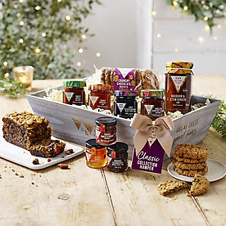 Cottage Delight The Farmhouse Selection Food Hamper alt image 2