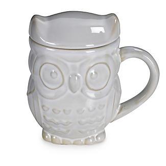 Owl Hot Chocolate Mug